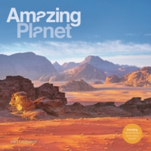 Image for Amazing Planet Square Wall Calendar 2021