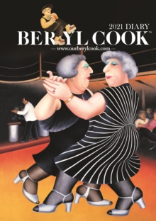 Image for Beryl Cook A5 Diary 2021