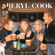 Image for Beryl Cook Square Wall Calendar 2021
