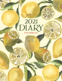 Image for Emma Bridgewater Vegetable Gardens Lemons Deluxe A5 Diary 2021
