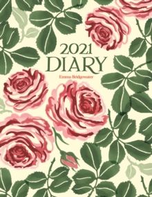 Image for Emma Bridgewater Pink Roses Deluxe A5 Diary 2021