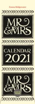 Image for Emma Bridgewater, Mr & Mrs Slim Planner Calendar 2021