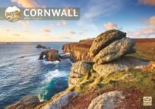 Image for Cornwall A4 Calendar 2021