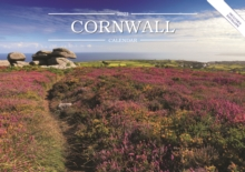 Image for Cornwall A5 Calendar 2021