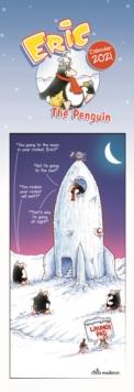 Image for Eric the Penguin Slim Calendar 2021
