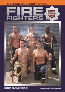 Image for Firefighters A3 Calendar 2021