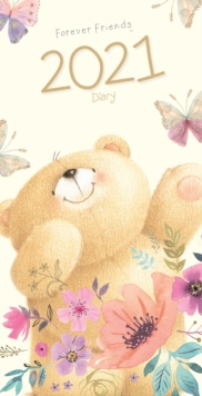 Image for Forever Friends Slim Diary 2021