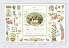 Image for Garden Days Week-to-View A4 Planner Calendar 2021