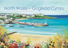 Image for North Wales, Janet Bell A4 Calendar 2021