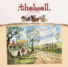 Image for Thelwell Square Wiro Wall Calendar 2021