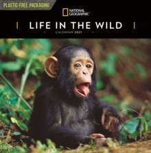 Image for Life in the Wild National Geographic Square Wall Calendar 2021