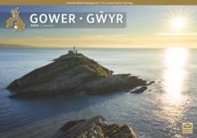 Image for Gower A4 Calendar 2022