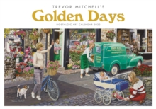 Image for Golden Days, Trevor Mitchell A4 Calendar 2022