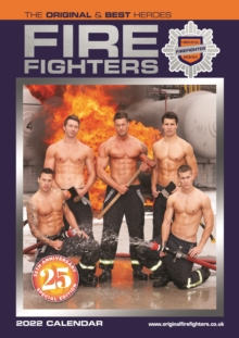 Image for Firefighters A3 Calendar 2022