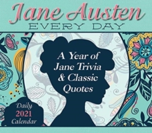 Image for JANE AUSTEN EVERY DAY 2021 CALENDAR