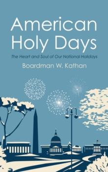 Image for American Holy Days