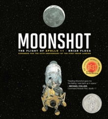 Image for Moonshot : The Flight of Apollo 11