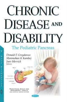Image for Chronic Disease & Disability : The Pediatric Pancreas