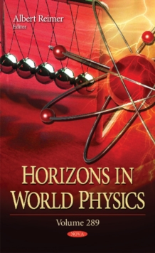 Image for Horizons in World Physics : Volume 289