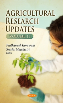 Image for Agricultural Research Updates : Volume 17