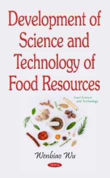 Image for Development of Science & Technology of Food Resources