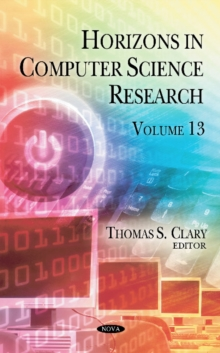 Image for Horizons in Computer Science Research : Volume 13
