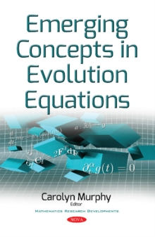Image for Emerging Concepts in Evolution Equations