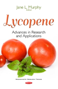 Image for Lycopene : Advances in Research & Applications