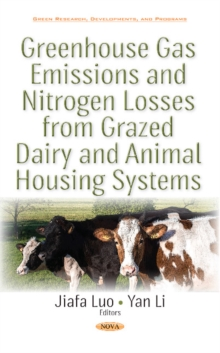 Image for Greenhouse Gas Emissions & Nitrogen Losses from Grazed Dairy & Animal Housing Systems