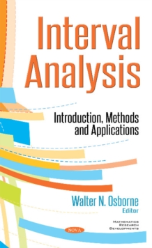 Image for Interval Analysis : Introduction, Methods & Applications