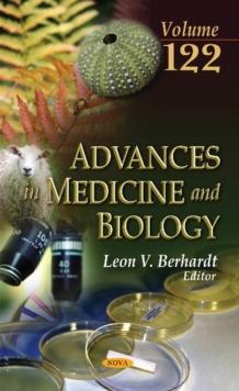 Image for Advances in Medicine & Biology : Volume 122