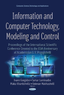 Image for Information & Computer Technology, Modeling & Control