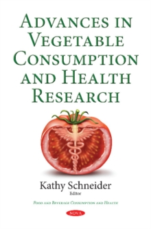 Image for Advances in Vegetable Consumption & Health Research