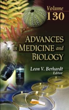 Image for Advances in Medicine and Biology : Volume 130