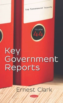 Image for Key Government Reports : Volume 44