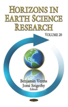 Image for Horizons in Earth Science Research. Volume 20 : Volume 20