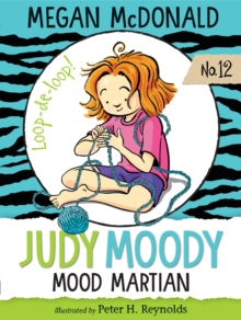 Image for Judy Moody, Mood Martian