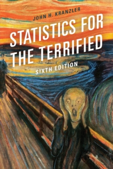 Image for Statistics for the terrified