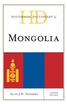 Image for Historical dictionary of Mongolia