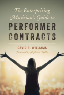 Image for The enterprising musician's guide to performer contracts