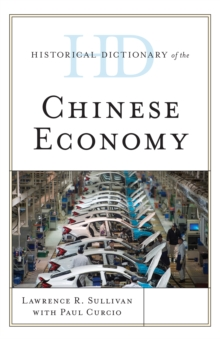 Image for Historical dictionary of the Chinese economy