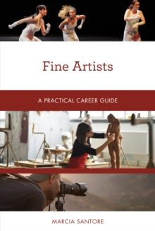 Image for Fine artists  : a practical career guide