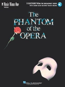 Image for The Phantom Of The Opera - Music Minus One Vocal