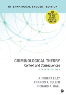 Image for Criminological theory  : context and consequences