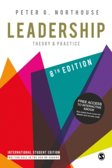 Image for Leadership  : theory & practice