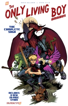 Image for The Only Living Boy Omnibus