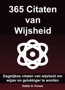 Image for 365 Citaten Van Wijsheid