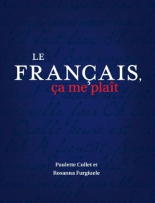 Image for Le francais, ca me plait