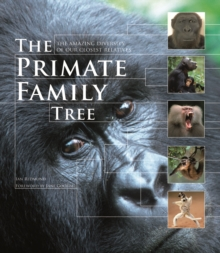 Image for The primate family tree  : the amazing diversity of our closest relatives