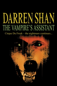 Image for The Vampire's Assistant : The Saga of Darren Shan Book Two